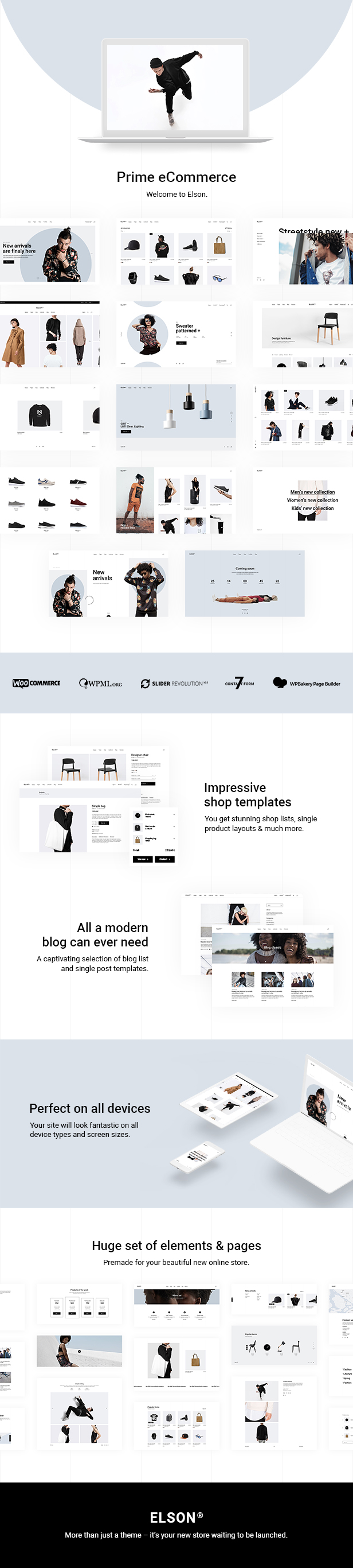 Elson - Modern Shop Theme - 2